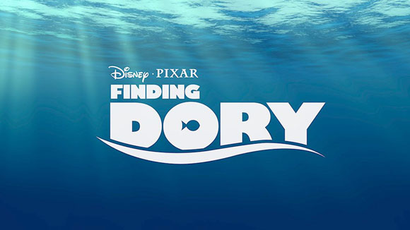Finding Dory - Banner