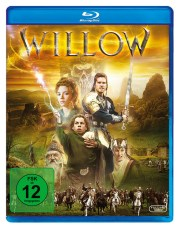Willow Cover Blu-ray