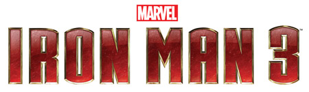 IRON MAN 3 - Logo