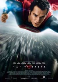 Man of Steel - Plakat