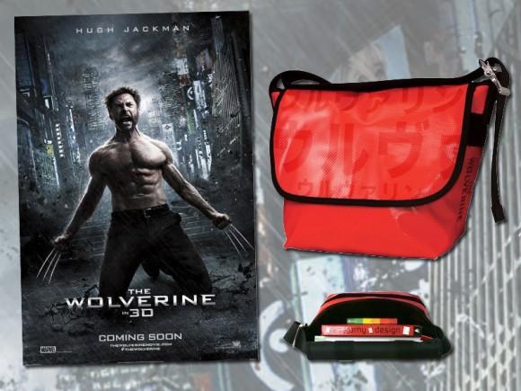Gewinne Wolverine