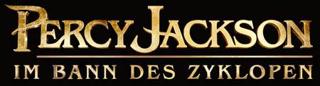 Percy Jackson- Im Bann des Zyklopen- Logo