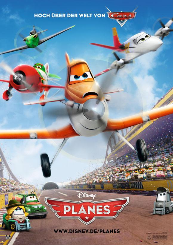 Plakat - Planes