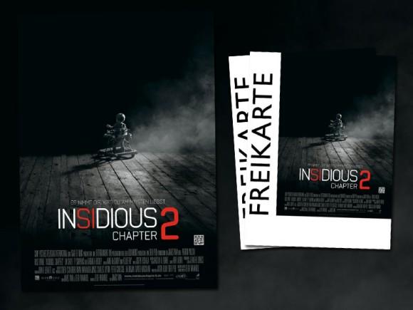 Gewinne Insidious 2