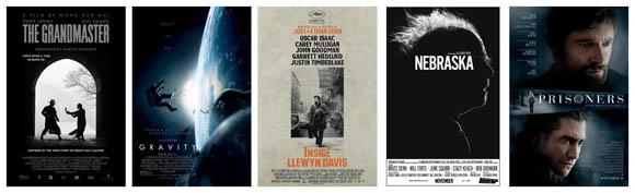 Oscars 2014 - Beste Kamera