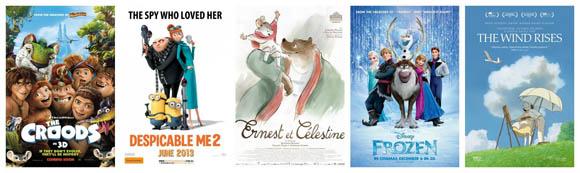 Oscars 2014 - Bester Animationsfilm