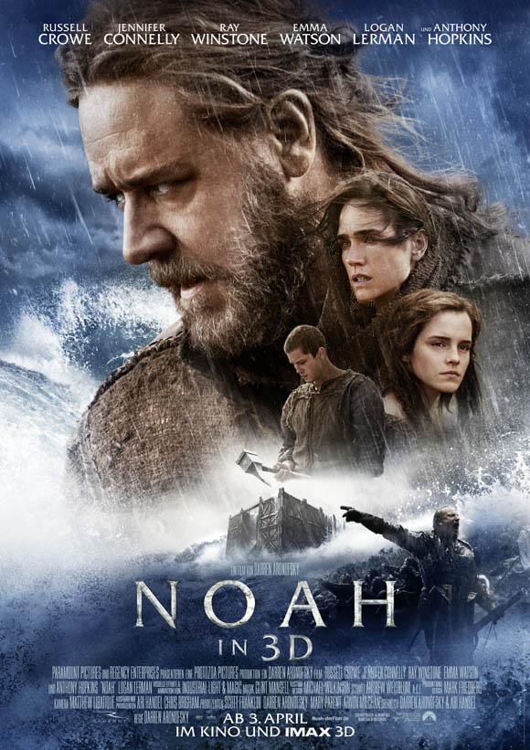 Plakat NOAH 3D