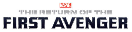 The Return of the first Avenger- Logo