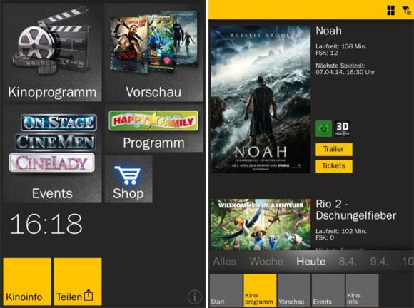 CineStar_App