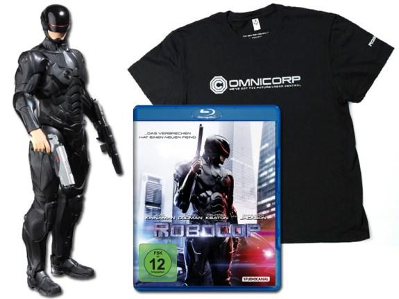 Gewinne Robocop