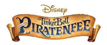 Tinkerbell und die Piratenfee - Logo