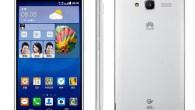 6 inç ekranlı Huawei Ascend GX1 tanıtıldı