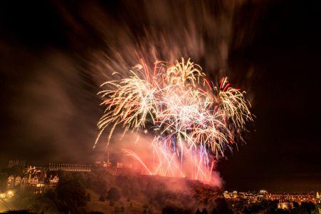 Fringe fireworks