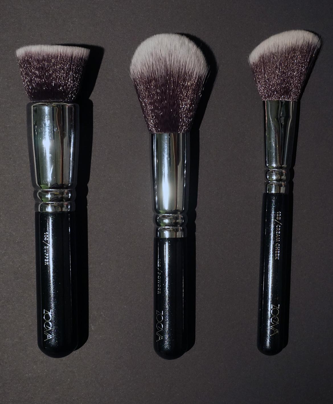 104 / Buffer - 105 / Powder - 128 / Cream Cheek