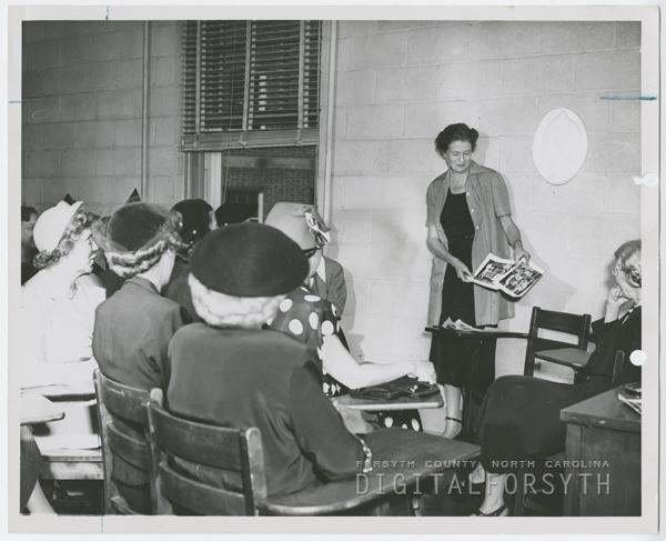 Women's Auxiliary of the North Carolina Baptist Hospital