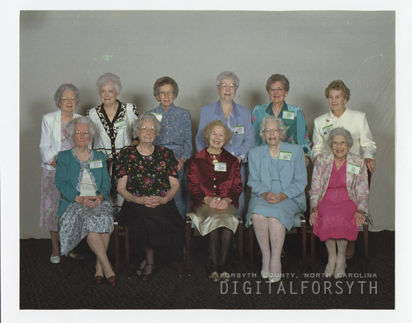 Classes of 1931-1935 Reunion