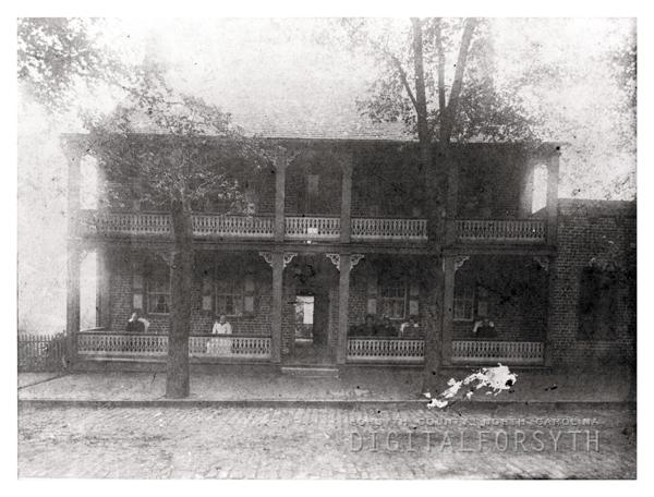 House in Winston or Salem