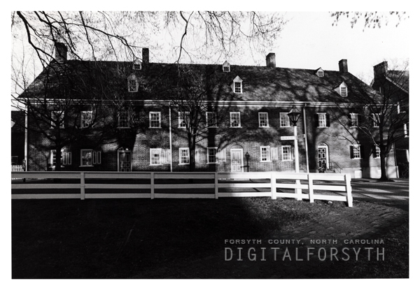 Salem's Single Sisters' House