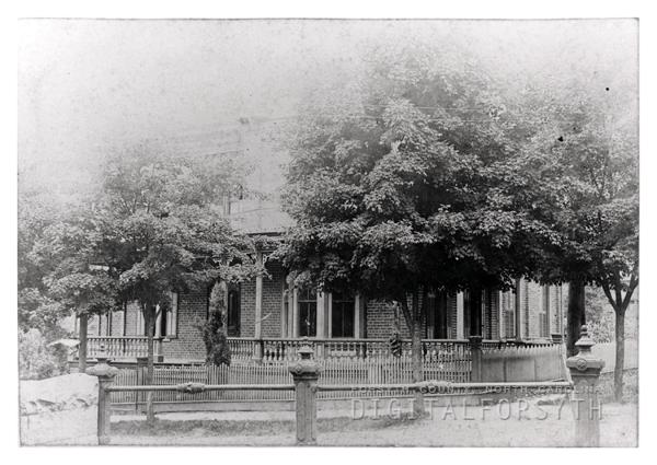 Residence of W.T. Vogler