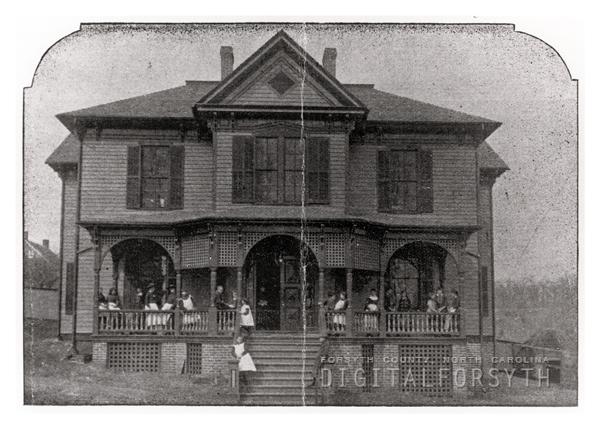 'Salem fem. Acad., N.C.'