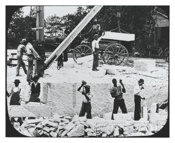 Bennett's Granite Quarry