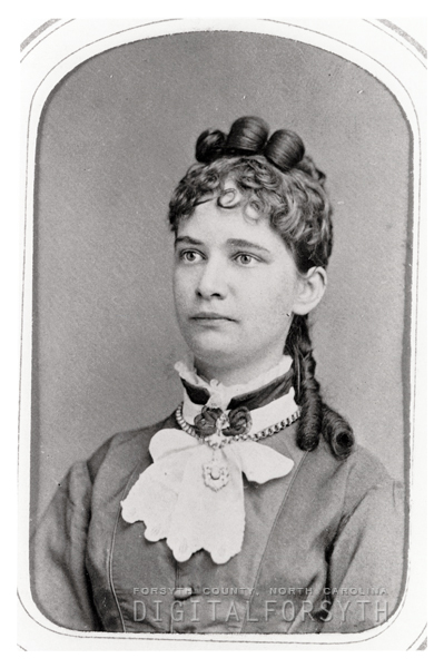 Mary Hortensia Brower nee Keehln
