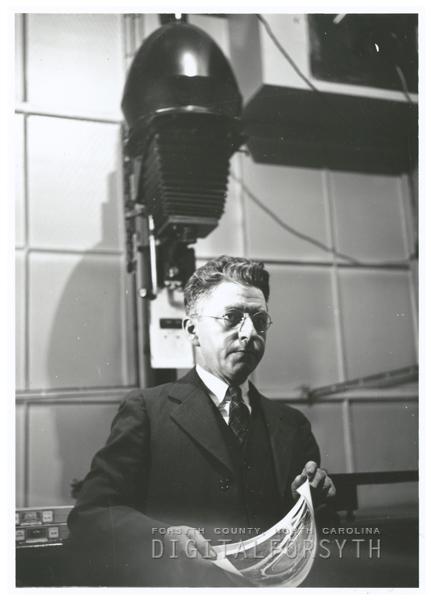 Melvin Prongay, 1938.