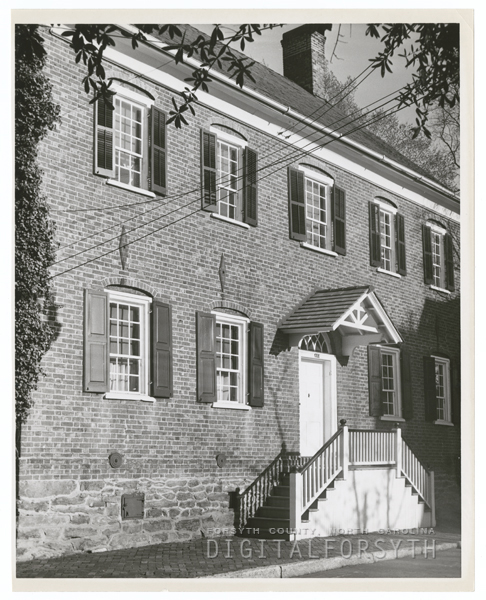 House located at 463 South Church Street.