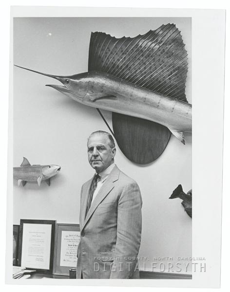 Ralph P. Hanes, 1966.