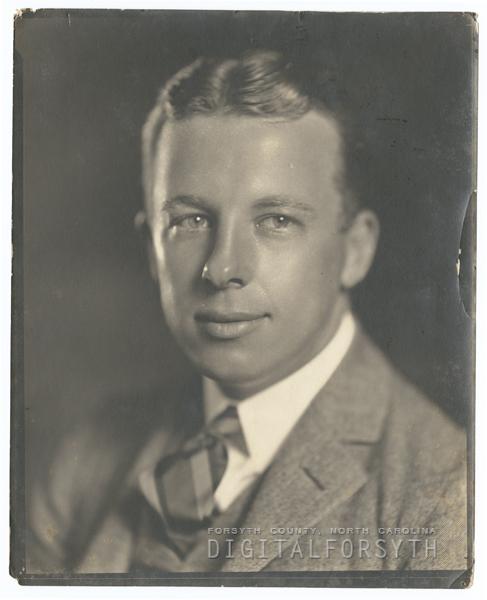 Richard Thurmond Chatham.