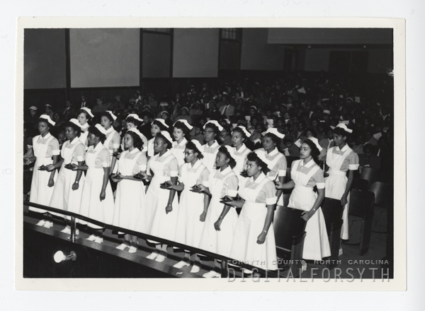 Nursing School Capping and Pinning Ceremony