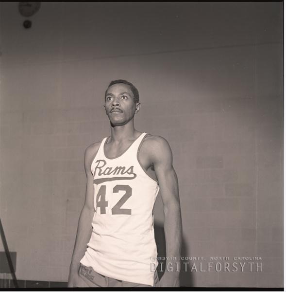 Basketball player #42