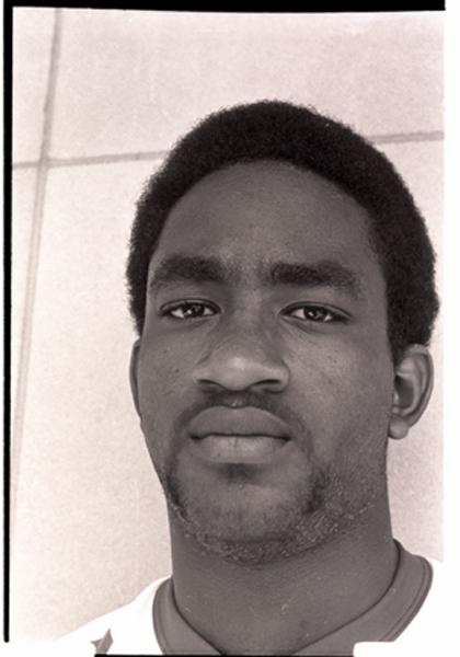 M. Morrison, 1972 Football Player