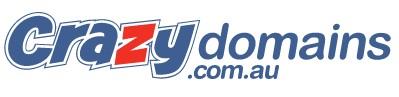 crazy doamains website