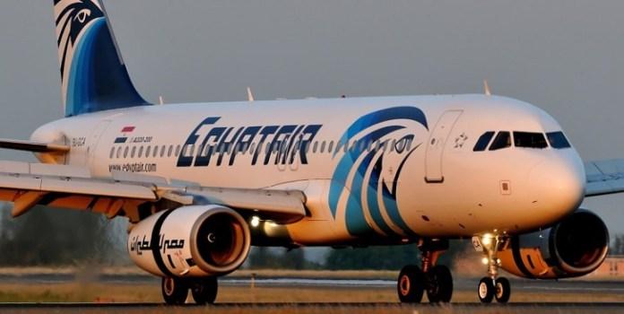 A320 de Egyptair