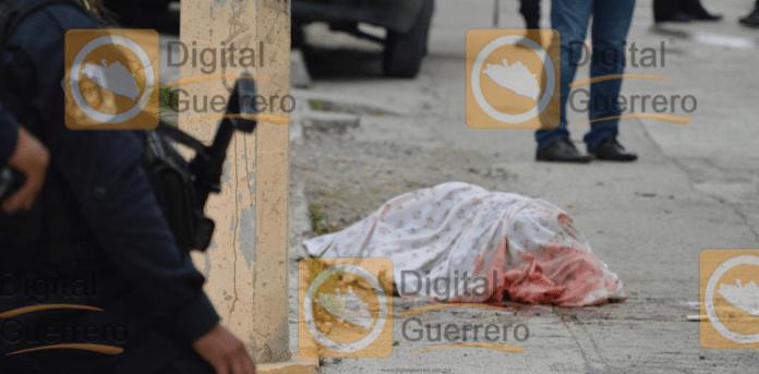 Ejecutan a un joven cerca del panteón nuevo, en Chilpancingo