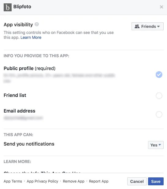 Facebook Privacy Tip: How to Limit Your Data Being Shared With Third Parties Facebook App Settings