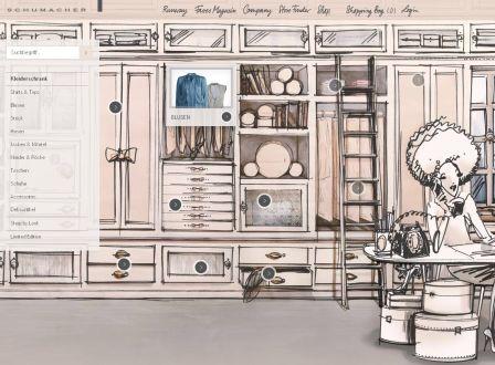 shop benchmark dorothee schumacher digitalhandeln wolfram latschar. Black Bedroom Furniture Sets. Home Design Ideas