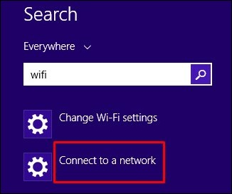 Computer Wifi Connect