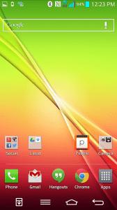 G2HomeScreen