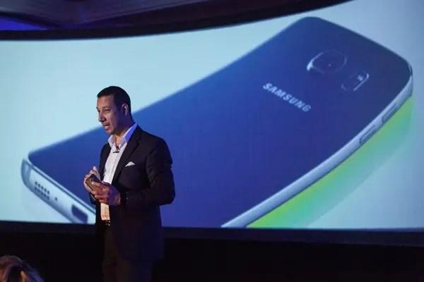 Jorge López, gerente regional de producstos de Samsung Electronics
