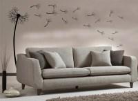 Dandelion Vinyl Wall Art - Digital Image Lounge