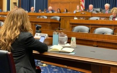 U.S. House Hearing On Digital Equity