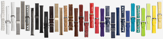Android watch bands