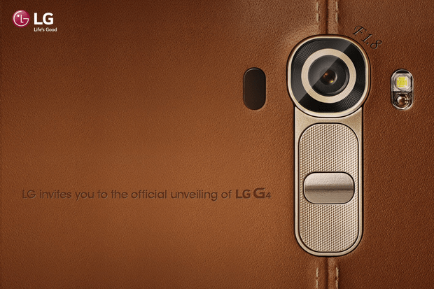 leather close up lg g4