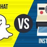 Millennials choose Snapchat over Instagram