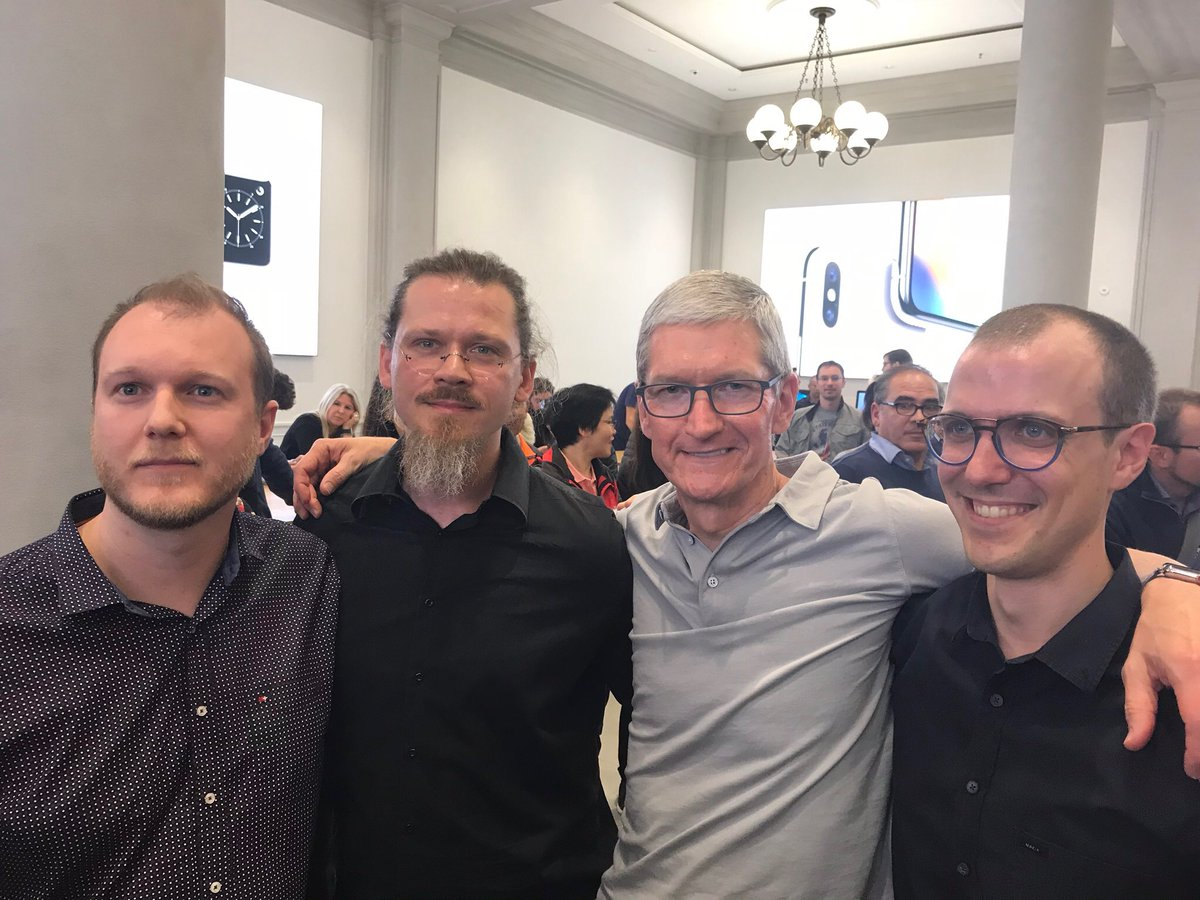 cool apple geeks