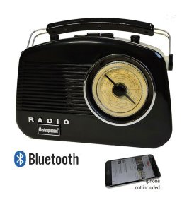 Bluetooth Retro Radio £37.99 !!