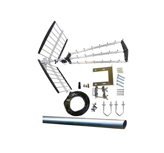 4G DIGITAL TV AERIAL KIT FREEVIEW AND HD FOR INDOOR