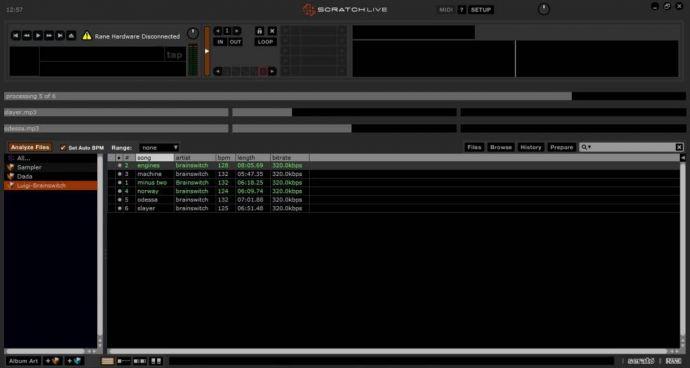 Serato Scratch Live 2 0 – Recensione | Digital Jockey